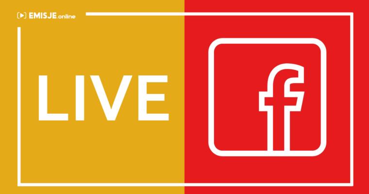 live na facebook